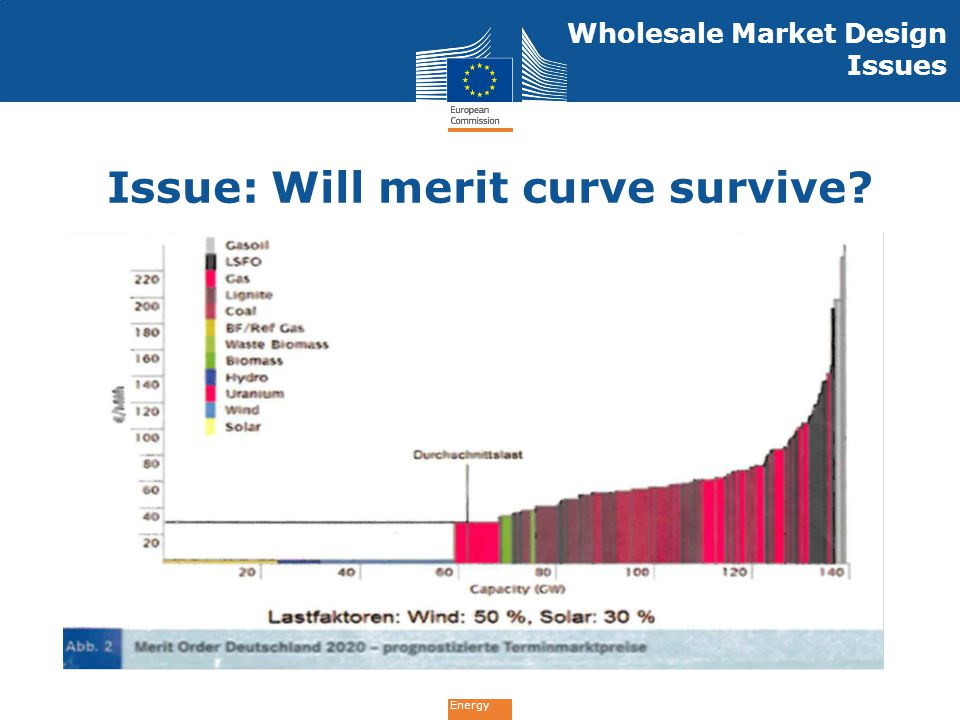Issue: Will merit curve survive