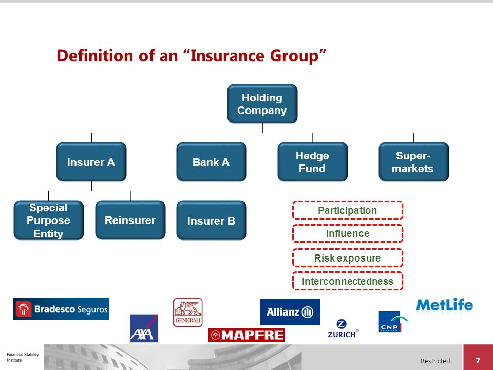 Definition of an Insurance Group