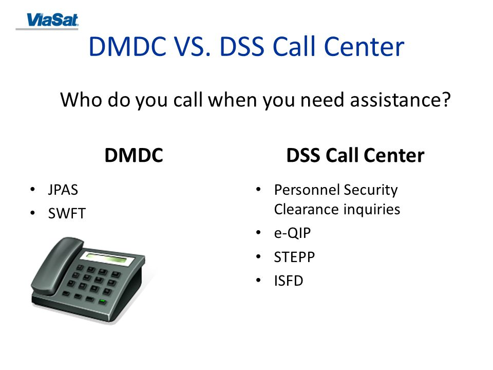 Who do you call when you need assistance