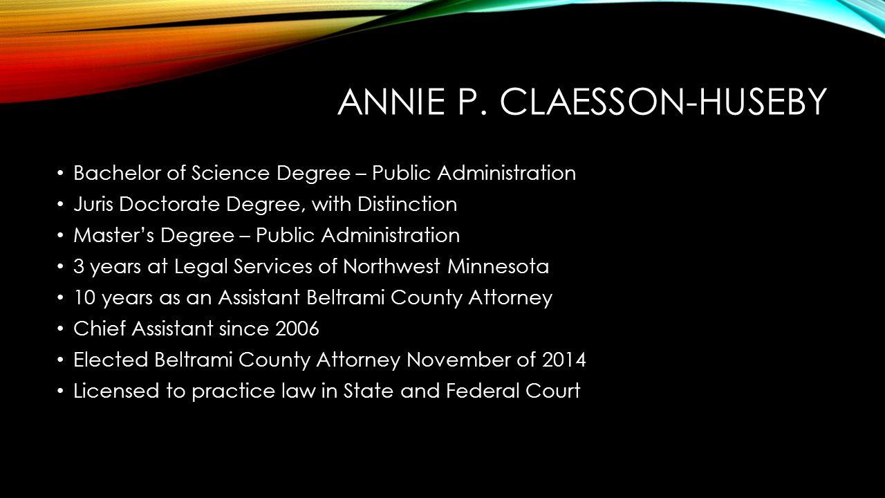 Annie p. claesson-huseby