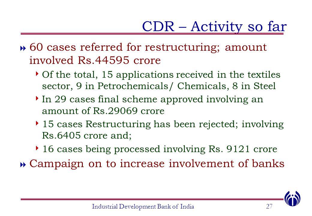 Industrial Development Bank of India