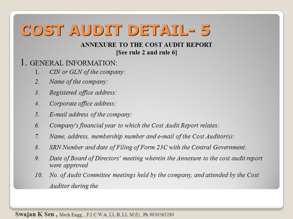 cost audit report Chapter 6 incurred cost table of contents 6-000 - incurred cost audit procedures 6-001 scope of chapter 6-100 section 1- introduction to incurred cost audit objectives.