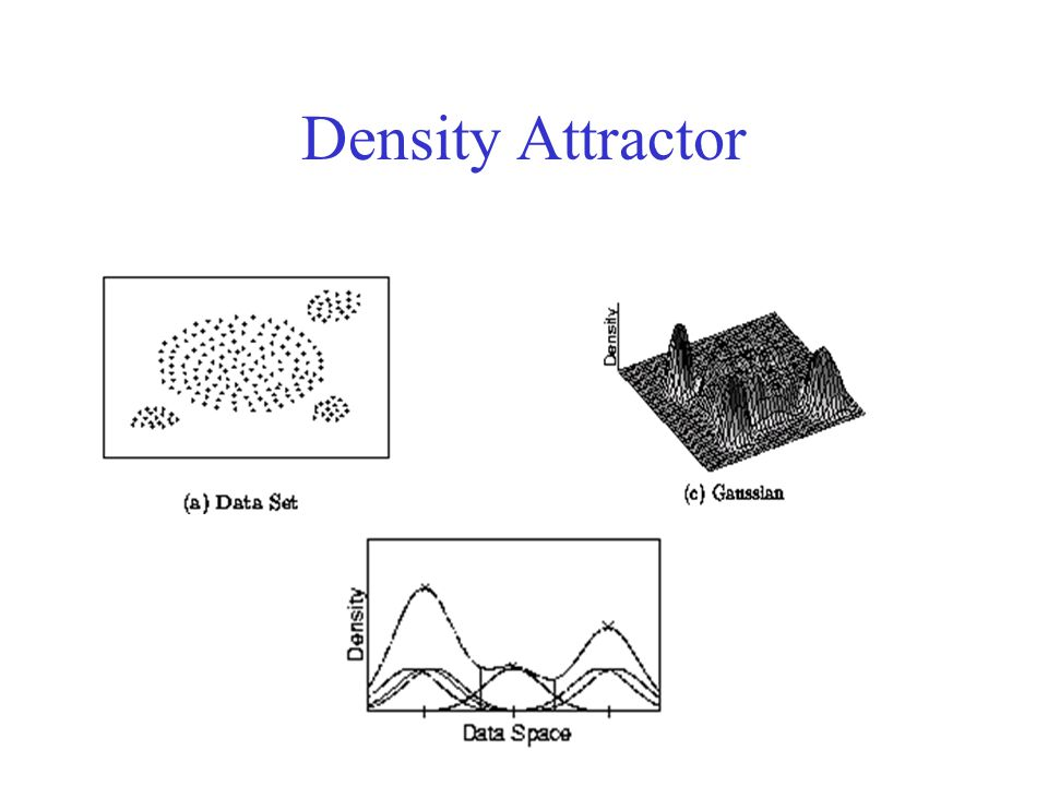 Density Attractor