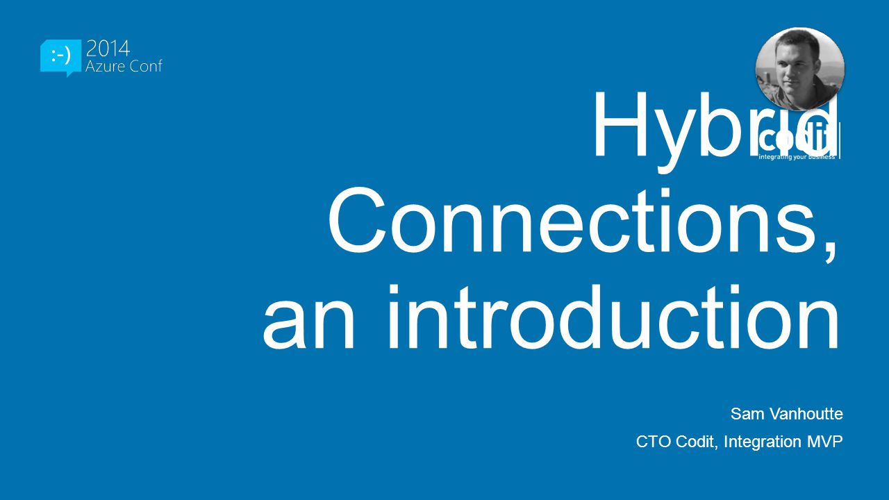Hybrid Connections, an introduction