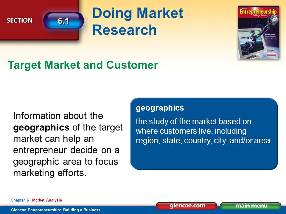 Target Market and Customer