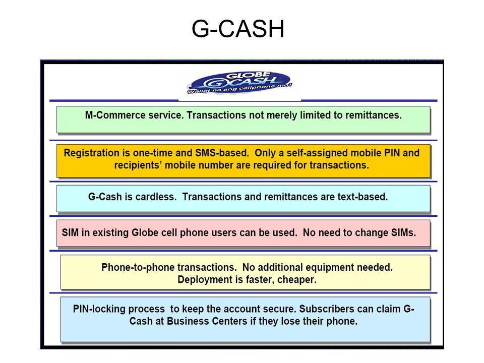 G-CASH