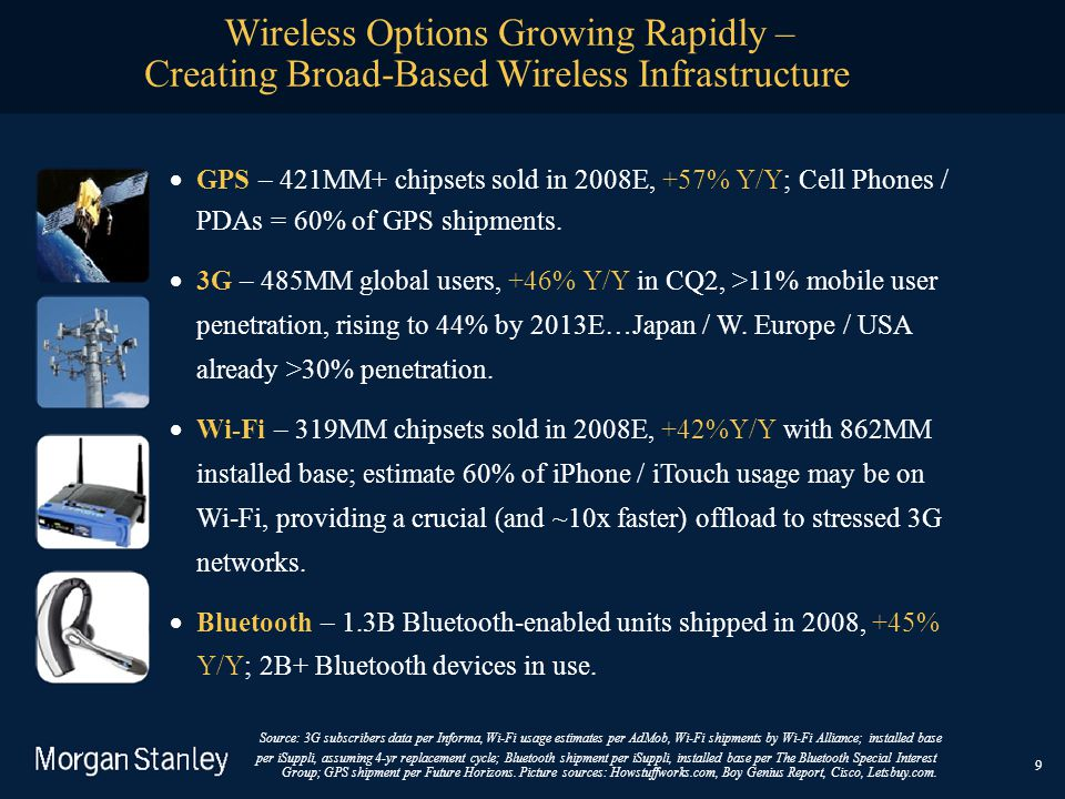 Creating Broad-Based Wireless Infrastructure