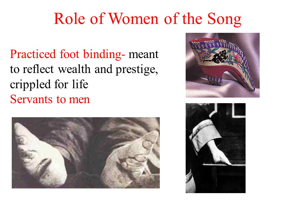Role of Women of the Song