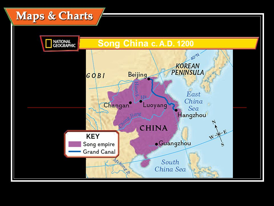 Song China c. A.D. 1200