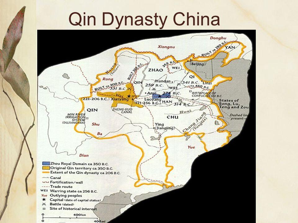Qin Dynasty China