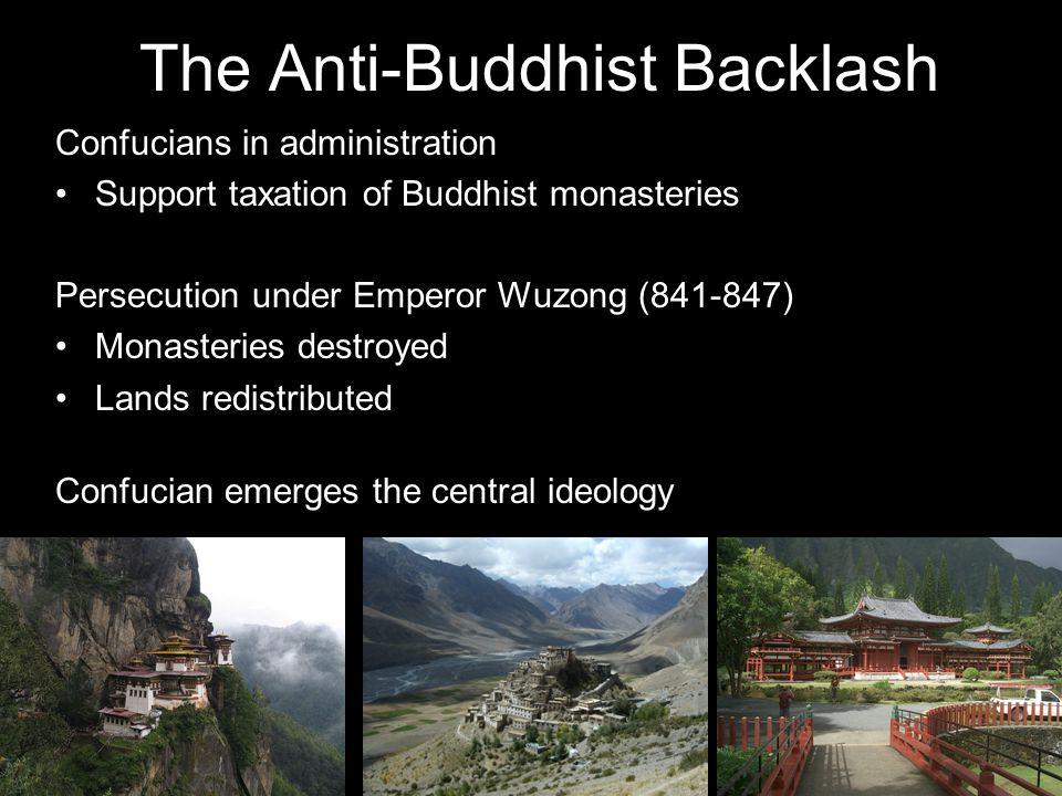 The Anti-Buddhist Backlash