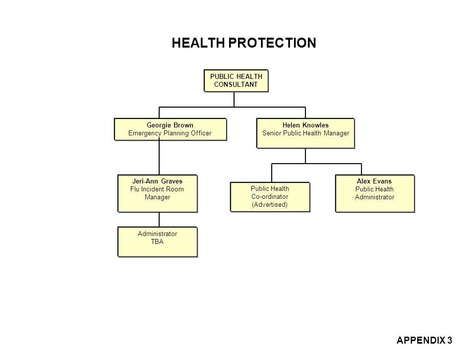 PUBLIC HEALTH CONSULTANT