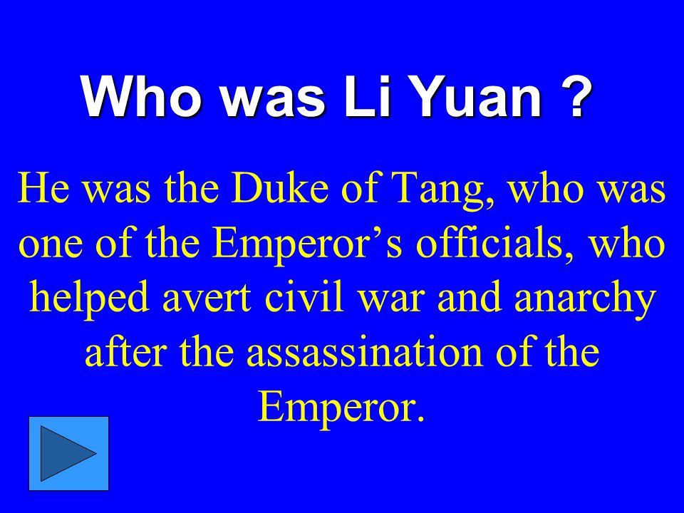 Who was Li Yuan