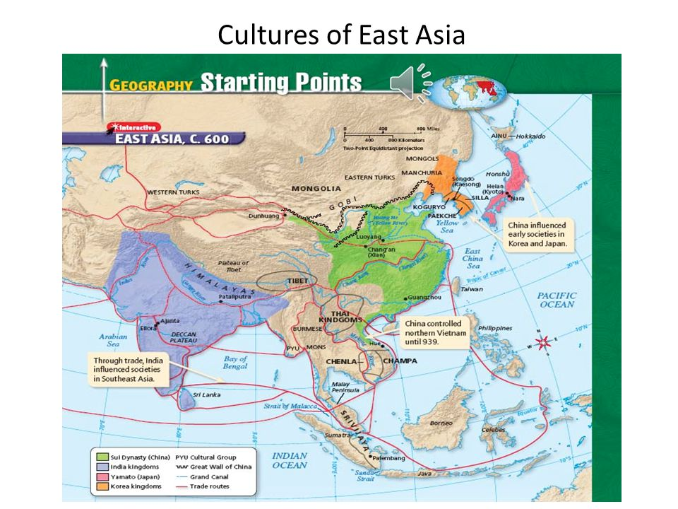 Cultures of East Asia