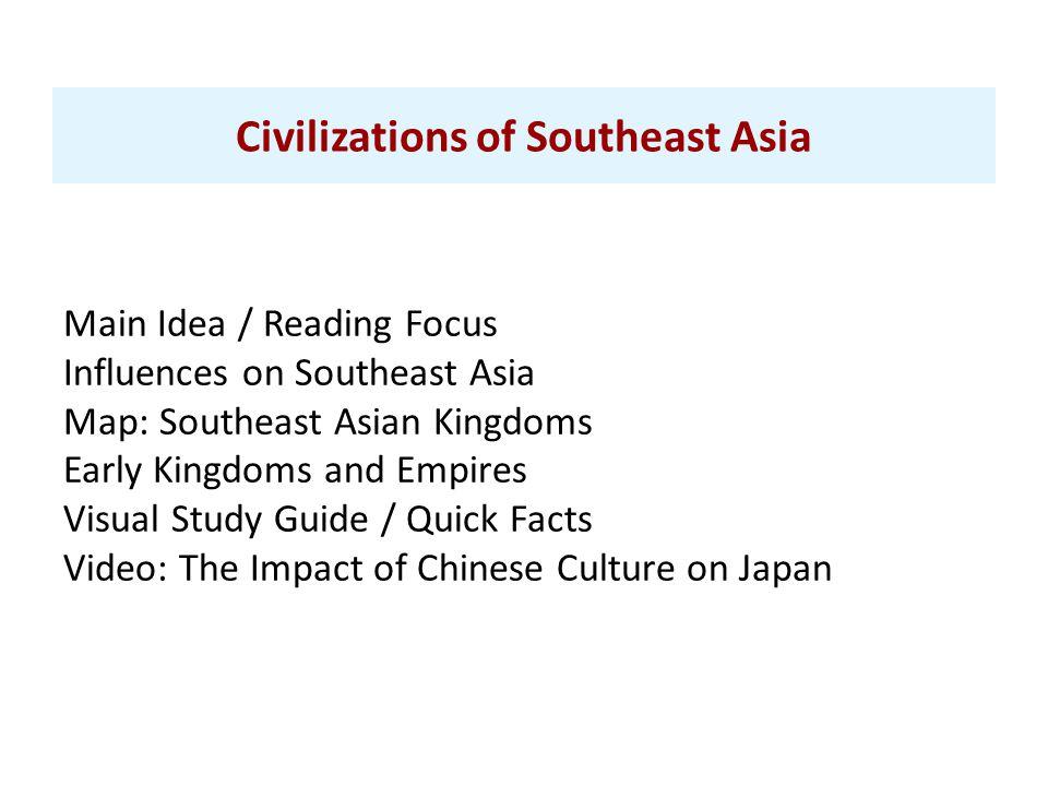 Civilizations of Southeast Asia