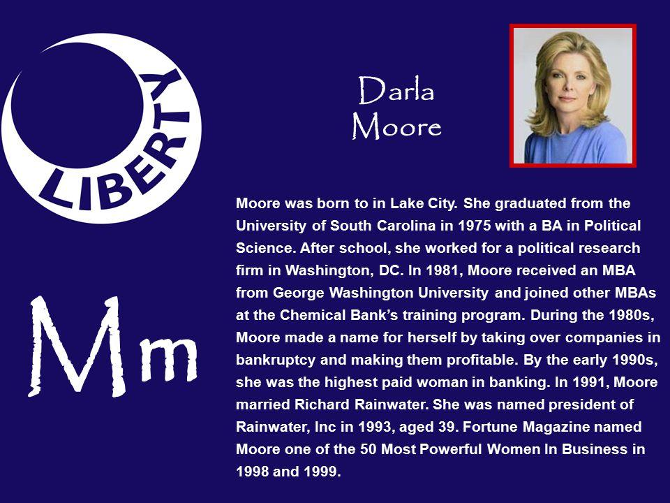 Darla Moore