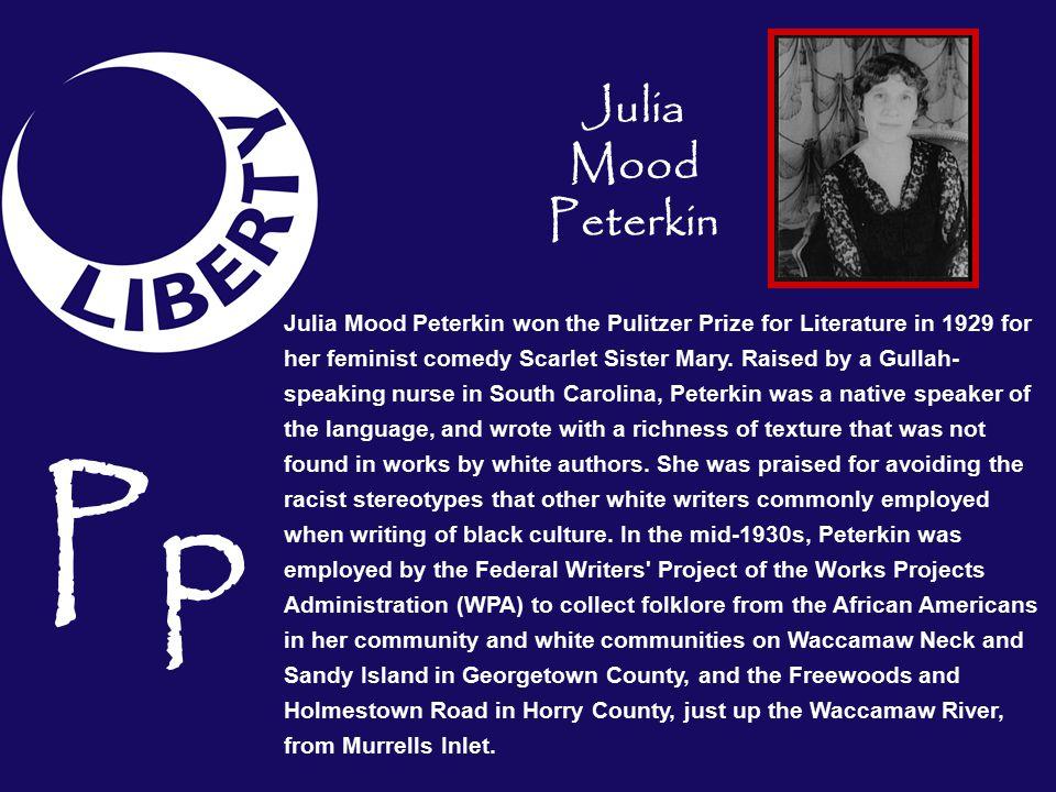 Julia Mood Peterkin