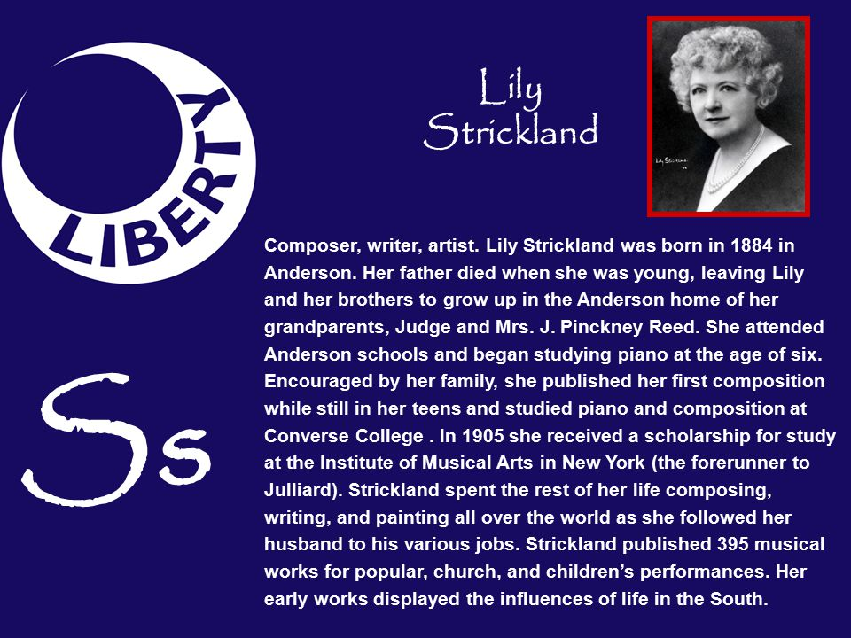 Lily Strickland