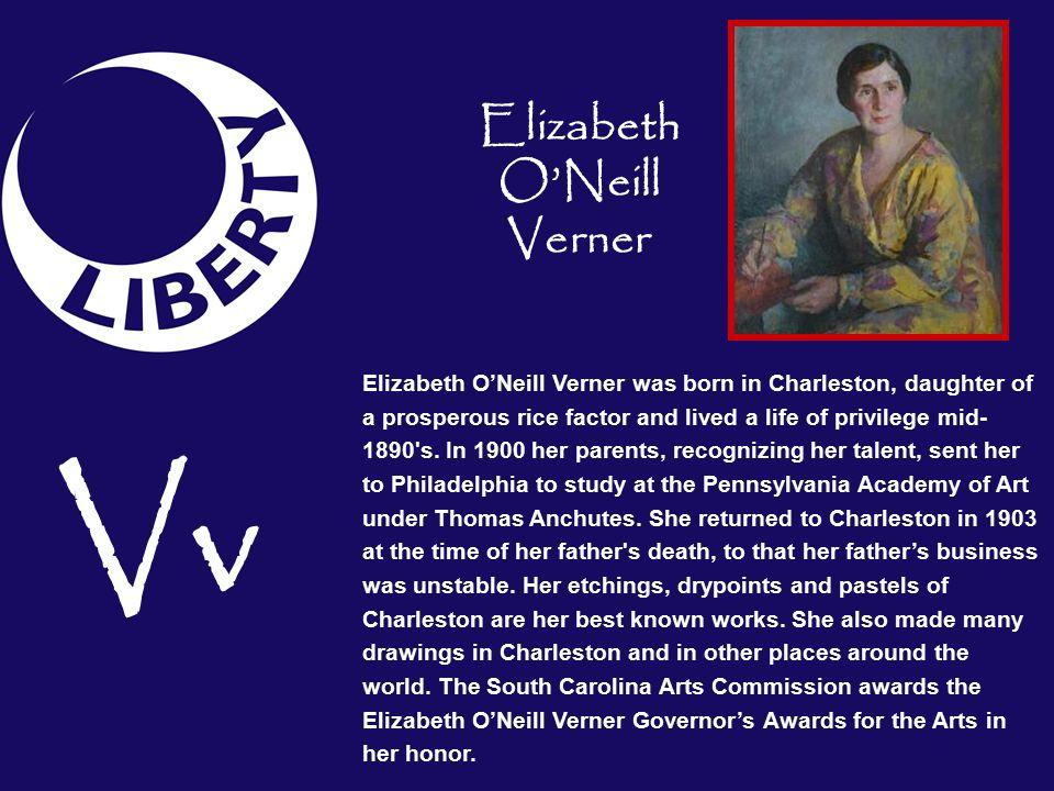 Elizabeth O'Neill Verner