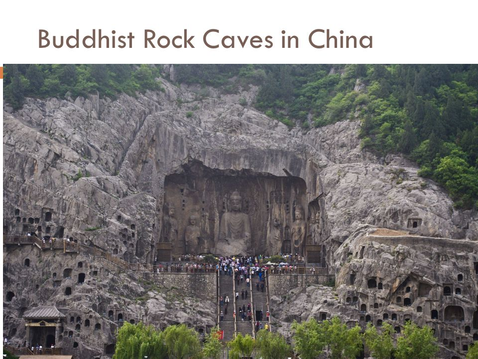 Buddhist Rock Caves in China