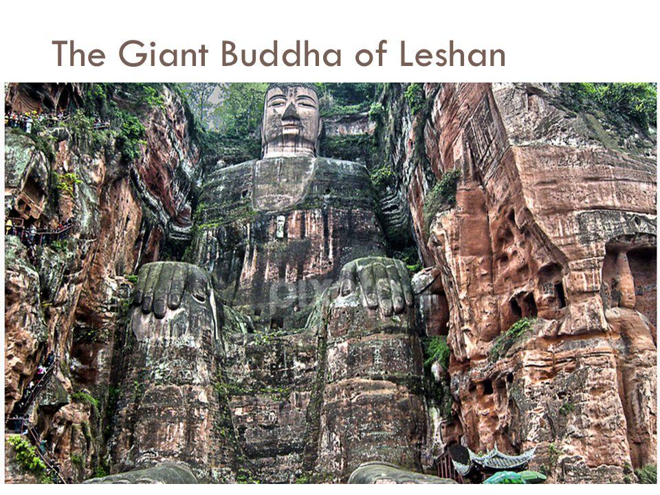 The Giant Buddha of Leshan