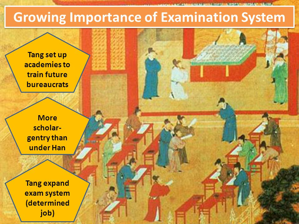 Growing Importance of Examination System