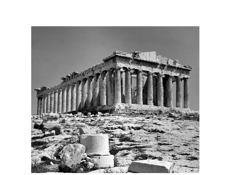 The Parthenon, Athens, 447–432 B.C.