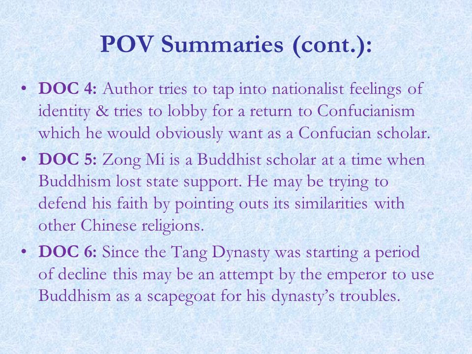 dbq essay on the spread of buddhism in china 1 ap world history buddhism in china dbq essay buddhism was created by siddhartha gautama, buddha, in india and spread to china, where, at the time, confucianism, based on the teachings of confucius, was practiced.
