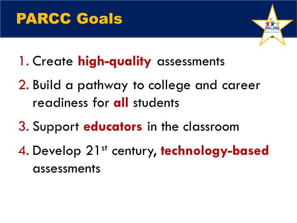 Create high-quality assessments