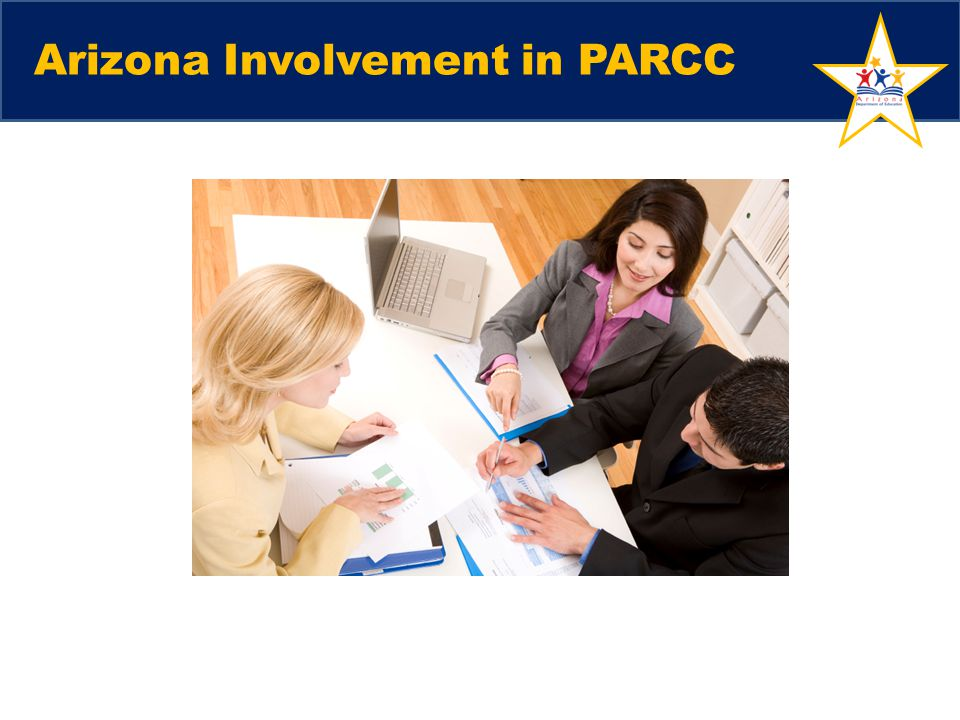 Arizona Involvement in PARCC