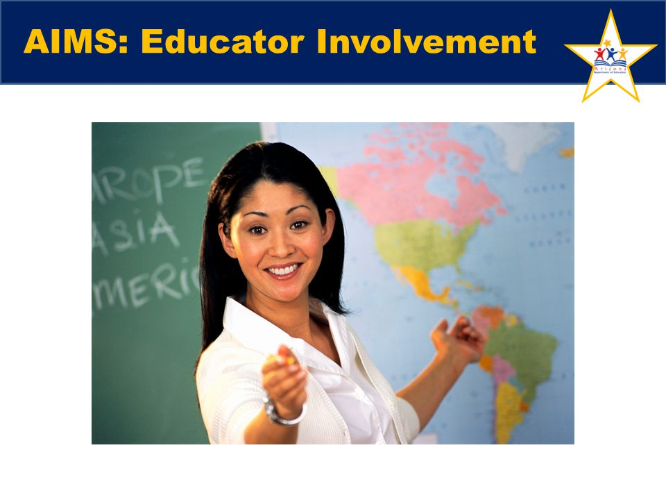 AIMS: Educator Involvement