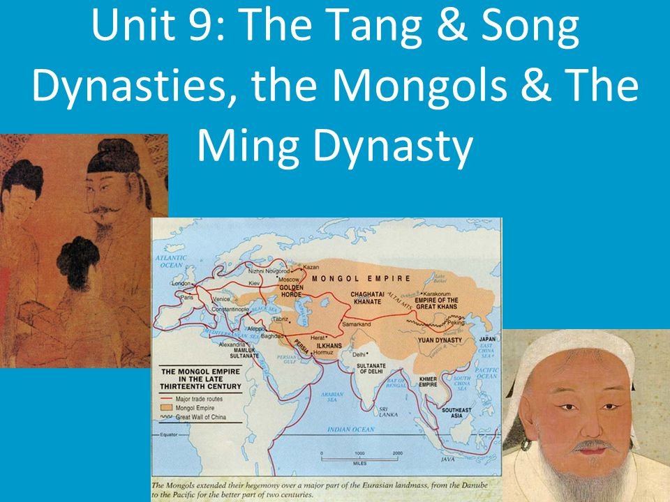 impact of the mongols