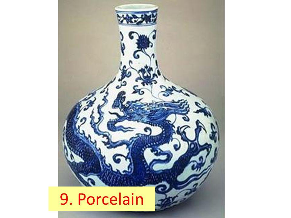 9. Porcelain
