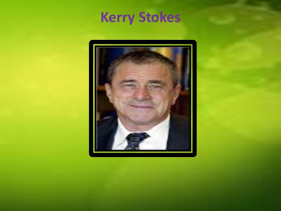 Kerry Stokes