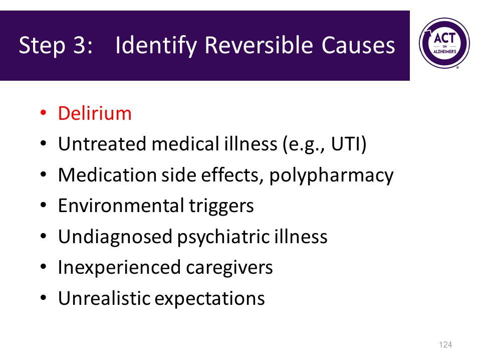 Step 3: Identify Reversible Causes
