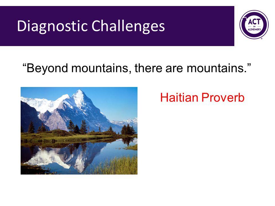 Diagnostic Challenges