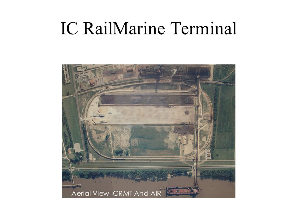 IC RailMarine Terminal