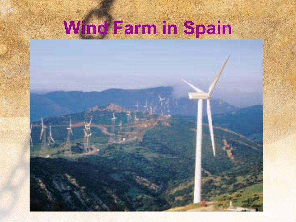 Wind Farm in Spain