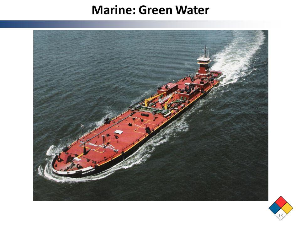 Marine: Green Water