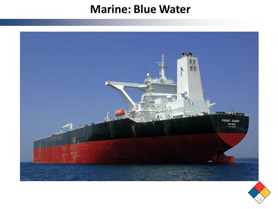Marine: Blue Water