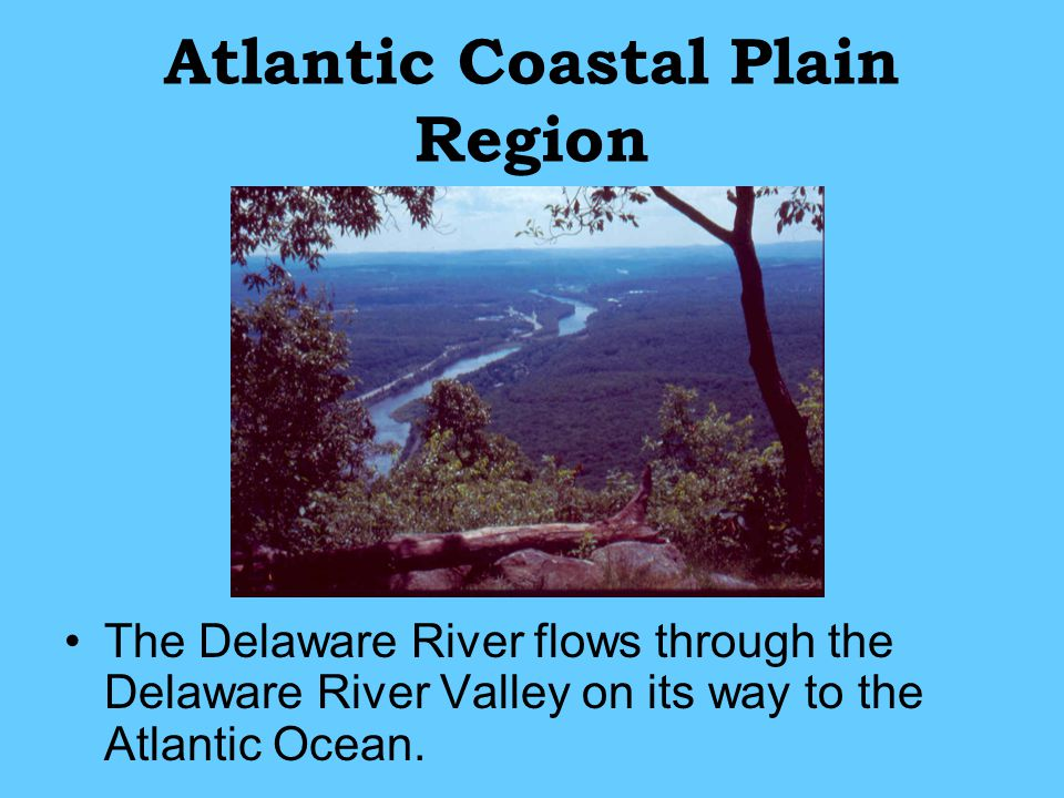 Atlantic Coastal Plain Region