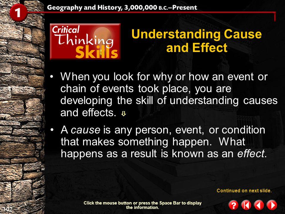 Critical Thinking Skills 1.2