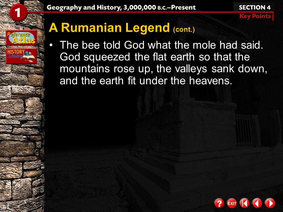 A Rumanian Legend (cont.)