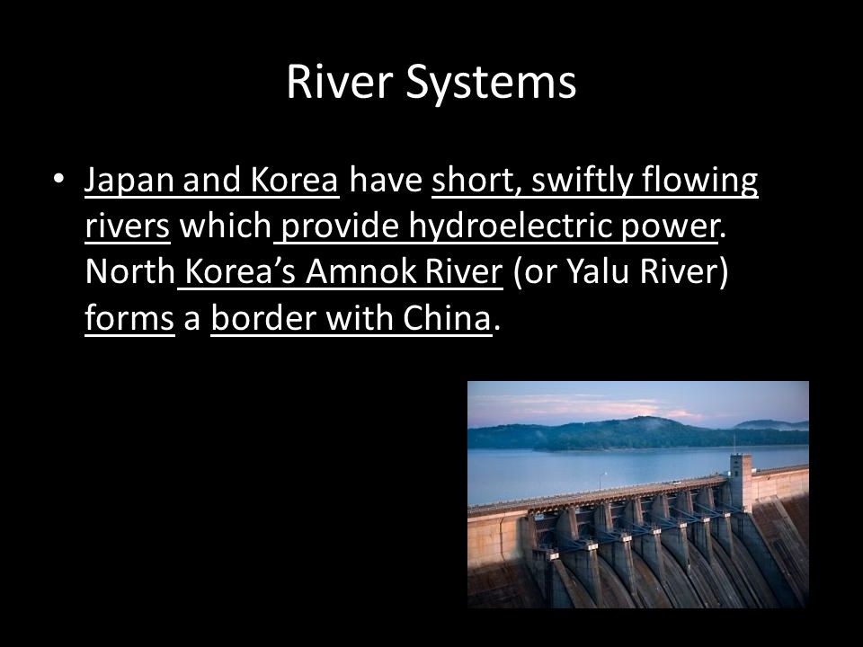 River Systems