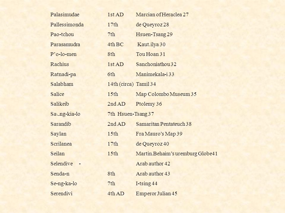 Palasimudae 1st AD Marcian of Heraclea 27