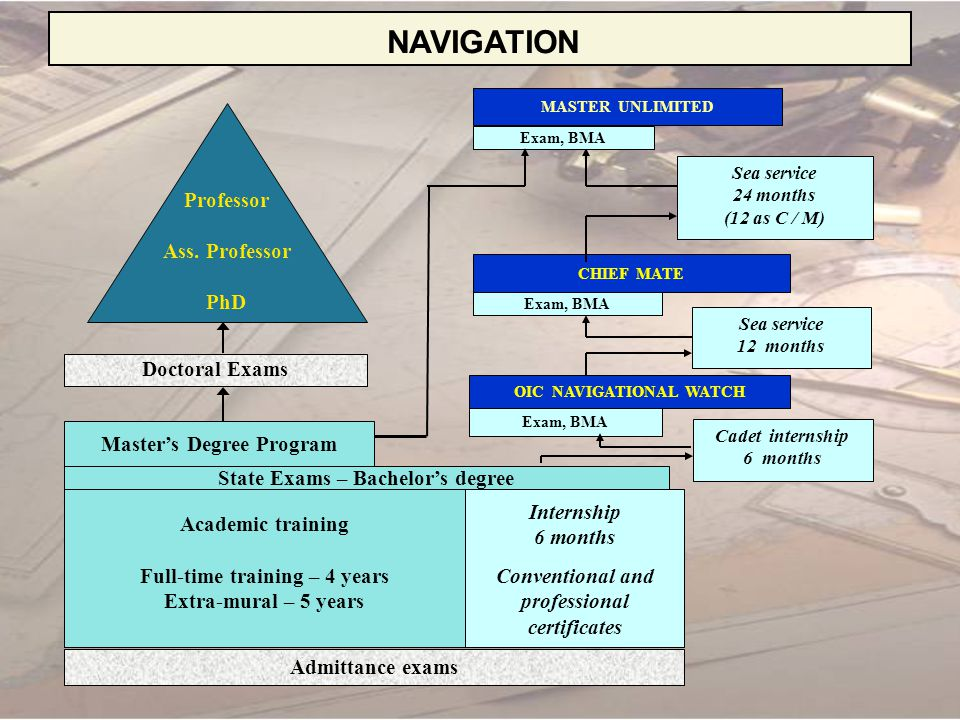 NAVIGATION Professor Ass. Professor PhD Doctoral Exams