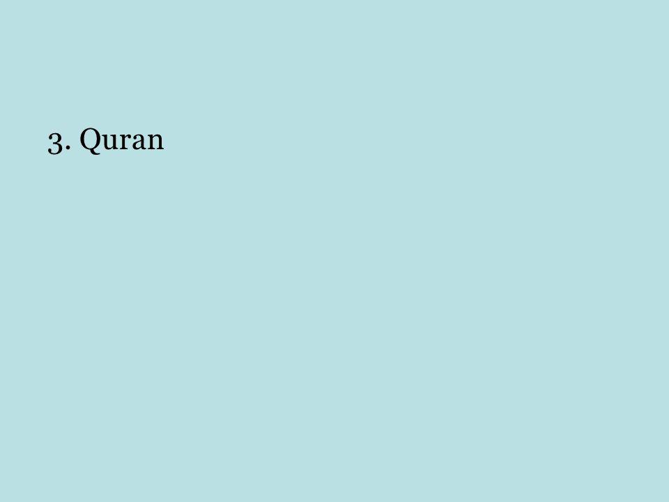 3. Quran