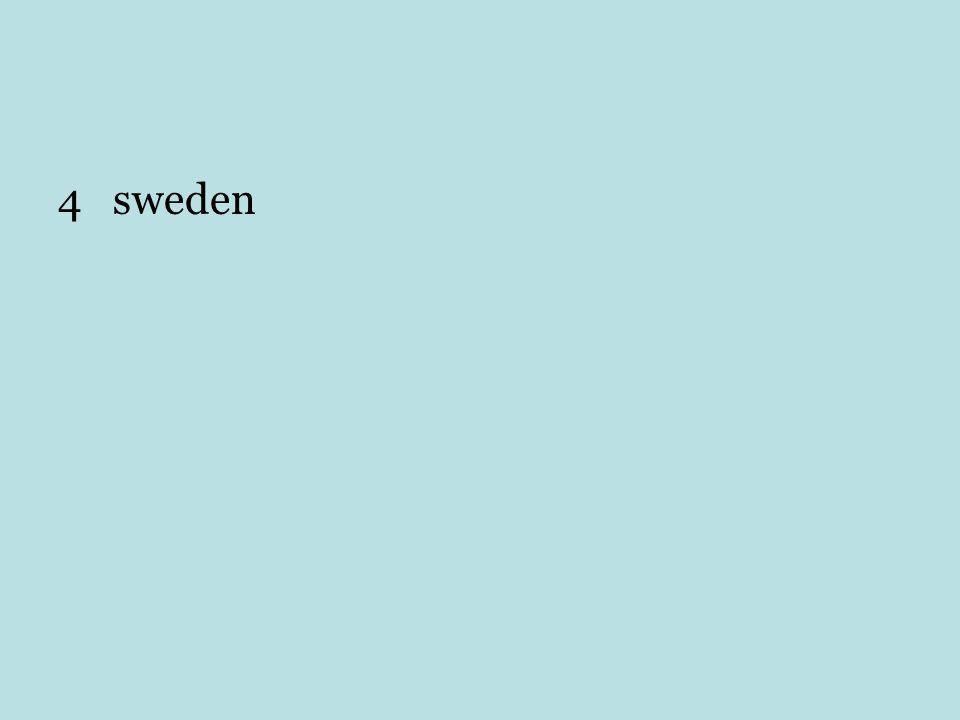 4 sweden