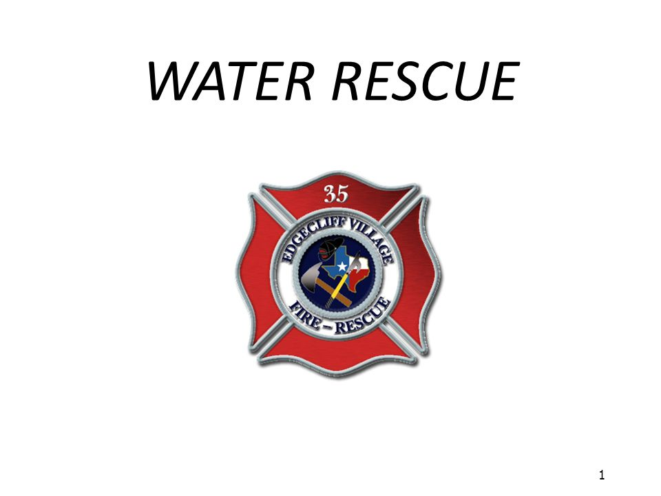 WATER RESCUE 1