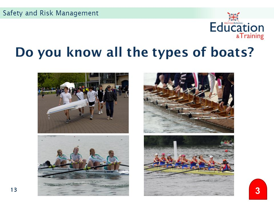 Do you know all the types of boats
